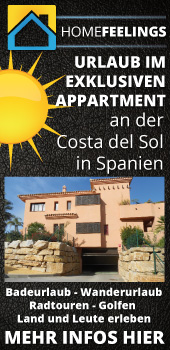 Urlaub im Appartment in Andalusien
